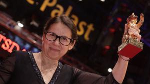 Den ungerska regissören prisbelönad i Berlin