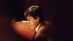 John Ausonius i tingsrätten i Stockholm år 1995