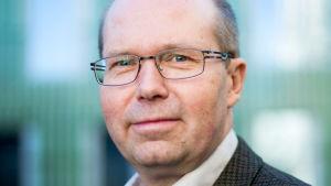 Porträtt på Bengt Persson.