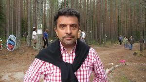 Aleksandr Archangelskij,  (arkivbild från augusti 2018.)