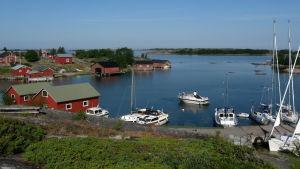 Österskär i Korpo.