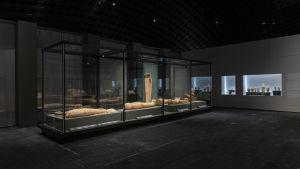 Mumier och begravningsritualer på Amos Rex utställning Egyptens prakt.