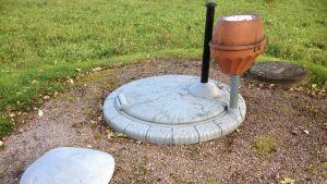 Privat reningsverk för avloppsvatten