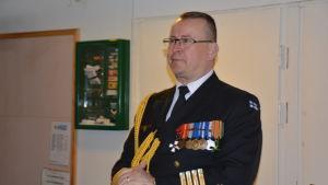 Brigadkommendör Kjell Törner.