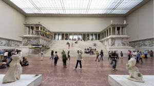 Pergamonmuseet i Berlin.