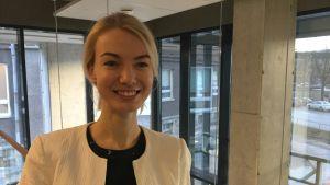 Mari Matjus är jurist på advokatbyrån Jesse & Kalaus och har rådgivit det estniska socialministeriet