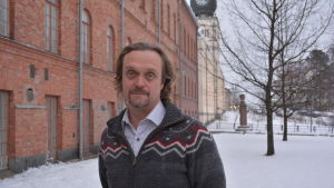 Byråarkitekt Sören Öhberg i Jakobstad