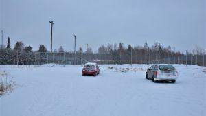 Det planeras nya hus intill småbåtshamnen i Ingå där det blir en bostadsmässa 2022.