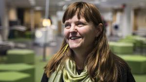 Susanne Ådahl, tutkija, lääketieteen antropologia