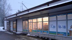 Bybutiken i Hindhår i Borgå öppnade på nytt 05.04.18
