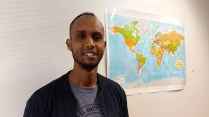 Ahmed Hassan är ny projektchef vid Euroworkfinland.