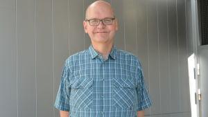 Överläkare Heikki Kaukoranta i Vasa