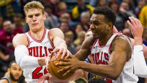 Lauri Markkanen effektiv i Chicago Bulls.