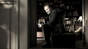 Lars Mikkelsen från TV-serien Herrens väg.
