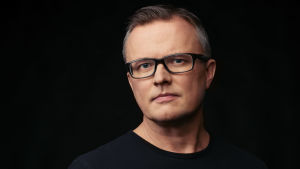 MOT:n toimittaja Magnus Berglund.