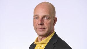Kansanedustaja Kristian Sheikki Laakso, Perussuomalaiset.