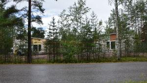 Nya daghemmet byggs i Störsvik.