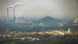 Unipers kraftverk i Gelsenkirchen.