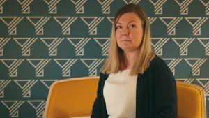 Tiina Toivonen är chef för lagstiftningsärenden vid Företagarna i Finland.