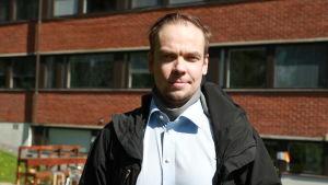 virtaustutkija Ville Vuorinen