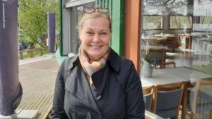 Profilbild på Marina Björkenheim-Jokinen.