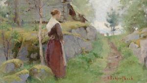 Flicka från Barösund