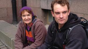 Sue och Mats Lemström