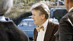 Pentti Siimes tv-elokuvassa Robinson Crusoe Jr.