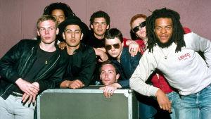 UB40-yhtye vuonna 1983