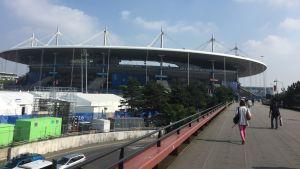 Stade de France i Paris.