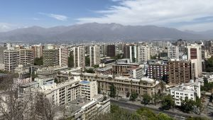 Santiago i Chile