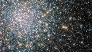 Stjärnhopen Messier 5.