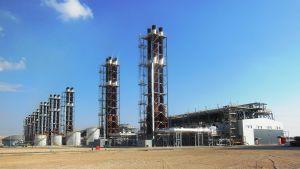 Wärtsiläs kraftverk i Jordanien