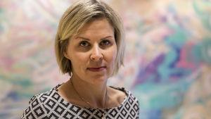 Marika Salovaara, vastaanottokeskuksen johtaja, Espoo