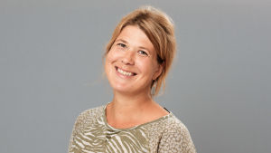 Cecilia Sahlgren.