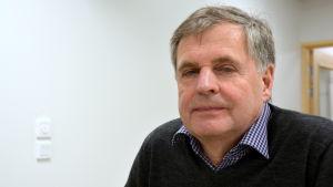 Lokalitetsdirektör Börje Boström.