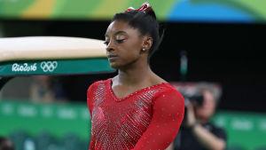 Simone Biles i OS i Rio