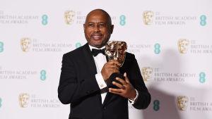 Raoul Peck vann en Bafta för sin dokumentär I Am Not Your Negro.