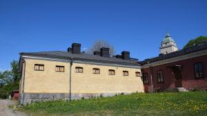 Huset där de dödsdömda upplevde sina sista timmar