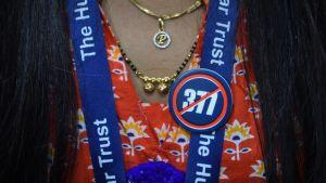 Lagparagrafen 377 som kriminaliserar samkönat sex upphävs.