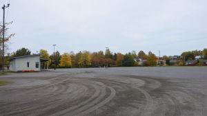 Marknadsplanen i Ekenäs.