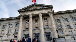 Kuva Sveitsin korkeimmasta oikeudesta