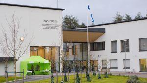 Kantelehuset i Vårebrga i Borgå
