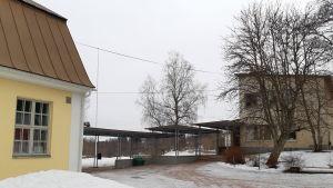 Fiskarin koulu i Fiskars.