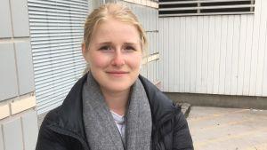 Fanny Bjondahl är sur på de nya HRT tarifferna.