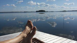 Sommar. Foto Liselott Nyberg
