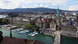 Zürich centrum