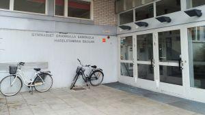 Gymnasiet Grankulla samskola, Hagelstamska skolan