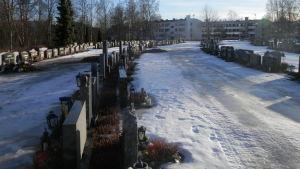 Nya begravningsplatsen i Jakobstad
