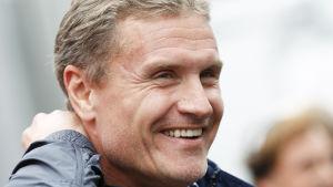 David Coulthard, 2015.